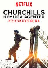 Churchills hemliga agenter – Nyrekryterna