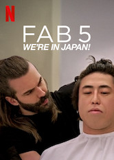Fab 5: We're in Japan!