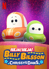 Heja! Heja! Billy Bilsson: Chrissys dans
