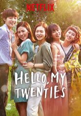 Hello, My Twenties!