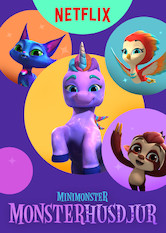 Minimonster – Monsterhusdjur