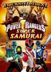 Power Rangers Super Samurai: Trickster Treat