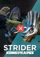 Strider – Kong: King of the Apes